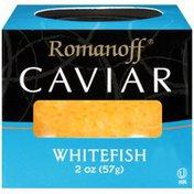 Romanoff Caviar Whitefish Caviar
