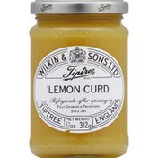 Tiptree Curd, Lemon