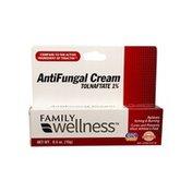 FAMILY Wellness TOLNAFTATE 1% AntiFungal Cream