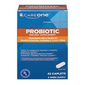 CareOne Probiotic Dietary Supplement - 42 CT