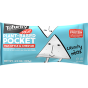 Tofurky Pocket, Plant-Based, Ham Style & Ched'ar