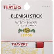 Thayers Blemish Stick, Lemon