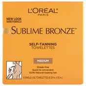 L'Oreal Self-Tanning Towelettes