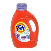 Tide Plus Febreze Freshness HE Spring & Renewal Scent Liquid Laundry Detergent 100 Fl Oz