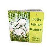 Greenwillow Books Little White Rabbit Board Book