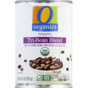 O Organics Tri-Bean Blend, Organic