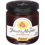 Polaner Fruit & Maple Strawberry Fruit Spread