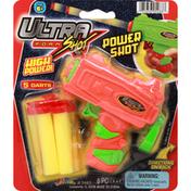 Ultra Foam Shot Power Shot, High Power, Age 6+