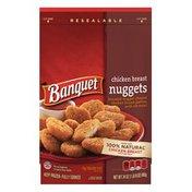 Banquet Chicken Breast Nuggets
