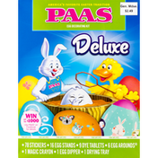 PAAS Egg Decorating Kit, Deluxe