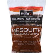 Mr Bar B Q Smoking Chips, Mesquite