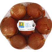 O Organics Onions, Yellow, Organic