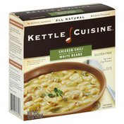 Kettle Cuisine Soup, Chicken Chili with White Beans