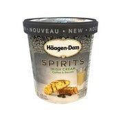 Haagen-Dazs Irish Cream Coffee & Biscotti