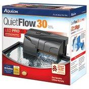 Aqueon Quiet Flow Aquarium Power Filters Quiet Flow 30