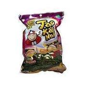 Tao Kae Noi Crispy Seaweed Japanese Sauce
