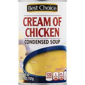 Best Choice Condensed Soup, Cream of Chicken