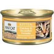 Nutro MAX CAT Kitten Chicken & Oceanfish Formula Cat Food
