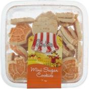 Charlotte's Mini Sugar Cookies