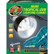 Zoo Med Mini Tropical UVB Lighting Combo Lamp