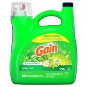 Gain Aroma Boost Liquid Laundry Detergent, Original Scent