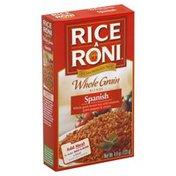 Rice-a-Roni Whole Grain Blends Spanish   Paper Box