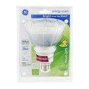 GE Energy Smart Indoor Floodlight Soft White 90W