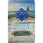 Blue Food for Dogs, Natural, Nantucket Feast