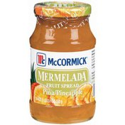McCormick® Mermelada Pineapple Fruit Spread