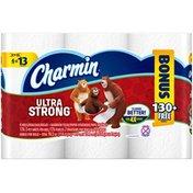 Charmin Ultra Strong Charmin Ultra Strong Toilet Paper 6 Double Bonus Rolls Toilet Tissue