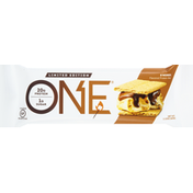 One Protein Bar, Smores Flavored