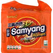 Samyang Ramen, 5 Pack