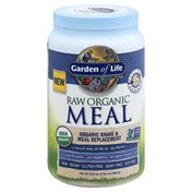 Garden of Life Shake & Meal Replacement, Real Raw Vanilla