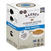 Barney Butter Almond Butter, Bare Smooth, Grab & Go Dip Cups