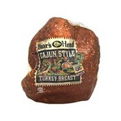 Boar's Head Bold Cajun Style Smoked Oven Roasted Turkey Breast