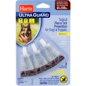 Hartz Ultra Guard Flea & Tick Prevention for Dogs