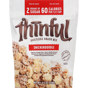 Thinful Snack Mix, Guiltless, Snickerdoodle