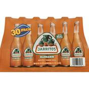 Jarritos Soda, Mandarin, 30 Pack