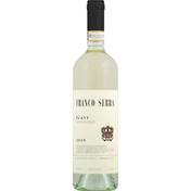Franco Serra White Wine, Gavi, 2018