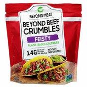 Beyond Meat Plant-Based, Feisty Crumbles