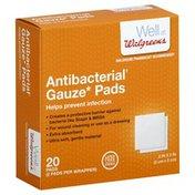 Well Gauze Pads, Antibacterial