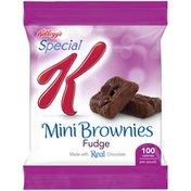 Kellogg's Special K Fudge Mini Brownies