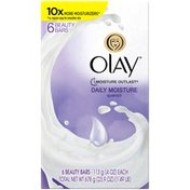 Olay Quench Beauty Bar 6 Bar 4.0 oz/113g  Female Personal Cleansing