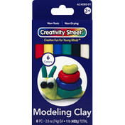 Creativity Street Modeling Clay, 6 Colors