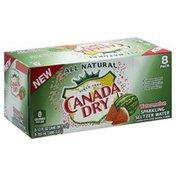 Canada Dry Sparkling Setlzer Water, Watermelon