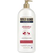 Gold Bond Lotion, Hydrating, Diabetics