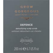 Grow Gorgeous Detoxifying Scalp Scrub, Defence