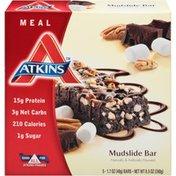 Atkins Mudslide Meal Bars