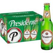 President Pilsener Style Beer