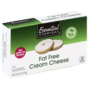 Essential Everyday Cream Cheese, Fat Free